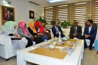 İSMAİL HAKKI - Başkan Edebali Sudan Heyetini Ağırladı
