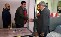 ARTVİN ŞAVŞAT - Başkan Karaosmanoğlu, '2023 Hedefleri İle 2053 Ve 2071 Vizyonları Da Oylanacak'