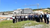 DOĞAL YAŞAM PARKI - Başkan Okay'dan Mahalle Temsilcilerine Dulkadiroğlu Turu