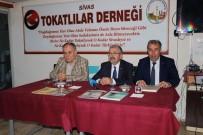 KÜLTÜR BAKANLıĞı - Başkan Vidinel, Sivas'ta Hemşehrileriyle Buluştu