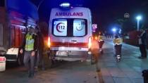 BEŞEVLER - Başkentte Trafik Kazası