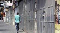 TOPLU TAŞIMA - Batı Şeria'da Gazze Şehitleri İçin Genel Grev