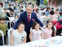İFTAR MENÜSÜ - Bayrampaşa'da İftar Sofraları Komşular İçin Kuruluyor
