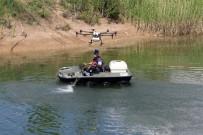 Belediyeden Drone İle Vektör İlaçlaması