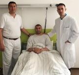 BERLIN - Burak Yılmaz ameliyat oldu
