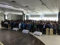 HÜSEYIN ÖNER - Burhaniye Meslek Yüksek Okulu'nda Mezuniyet Coşkusu
