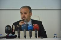 TOPLU TAŞIMA - Bursa'nın 15 Yıllık Ulaşım Master Planı Hayata Geçiriliyor