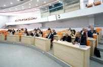 ŞAHIN ÖZER - Büyükşehir Belediye Meclisi Mayıs Ayı Toplantısı Sona Erdi
