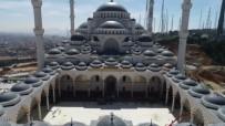 MİMARİ - Çamlıca Camii Kadir Gecesini Bekliyor