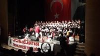 Çaycuma'da 'Bir Demet Anadolu' Konseri