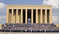 Çaycuma TSO Yönetimi TOBB'un 74.Genel Kuruluna Katıldı