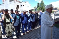 AHMET KARATEPE - Ceylanpınar'da Şehit Filistinliler İçin Gıyabi Cenaze Namazı Kılındı