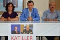 SOSYAL DEMOKRAT - CHP'den İsrail Katliamına Sert Tepki