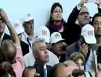 BEYAZ HABER - CHP grubunda skandal görüntüler