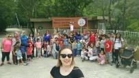 MESUT ÖZAKCAN - Çocuklar Piknikte Anneler Günü'nü Kutladı