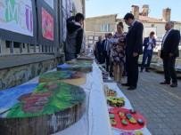 İLKAY - Çukurca'da 'TÜBİTAK 4006 Bilim Fuarı' Sergisi