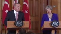 OLAĞANÜSTÜ TOPLANTI - Cumhurbaşkanı Erdoğan Açıklaması 'Asla Kabul Etmiyoruz'