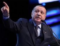 BENYAMİN NETANYAHU - Cumhurbaşkanı Erdoğan'dan İsrail Başbakanı Netanyahu'ya çok sert yanıt
