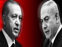 Erdoğan'dan Netanyahu'ya Twitter'da çok sert yanıt