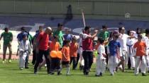 ERGÜN PENBE - Diyabet Ve Astım Hastası Çocuklar Spor Yaptı