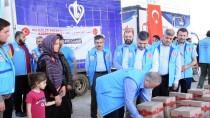 AFRİN - Diyanet Vakfından Afrin'e Ramazan Yardımı