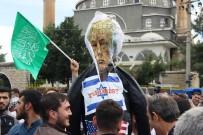 Diyarbakır'da Kudüs Protestosu