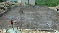 YASIN ÖZTÜRK - DÜ Cami İnşaatı Temeli Törenle Atıldı