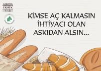 FIRINCILAR ODASI - Edirne'de 'Askıda Ekmek' Kampanyası Başlatıldı