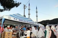 MESUT ÖZAKCAN - Efeler Belediyesi 15 Bin Kişiye İftar Verecek
