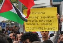 CENAZE NAMAZI - Elazığ'dan ABD Ve İsrail'e Tepki