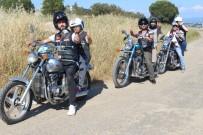 OFF ROAD - Engelli Gençler Motosiklete Bindi