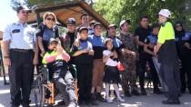ÇEVİK KUVVET - Engelli Öğrenciler Bir Günlüğüne Polis Oldu