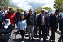 SOSYAL HİZMETLER - Erciş'te 'Biz De Varız' Etkinliği