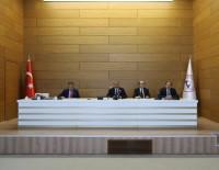 ERCIYES ÜNIVERSITESI - Erciyes Üniversitesi Senatosu, İsrail'i Kınadı