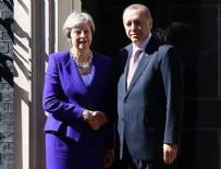 THERESA MAY - Erdoğan ve May'den ortak basın toplantısı