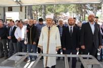 CENAZE NAMAZI - Erzincan'da Gıyabi Cenaze Namazı Kılındı