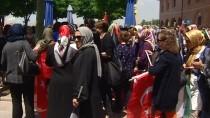 HACI BAYRAM - Filistin'de Hayatını Kaybedenler İçin Gıyabi Cenaze Namazı Kılındı