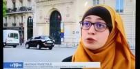 BAŞÖRTÜLÜ - Fransa'da Başörtülü Sendika Temsilcisine Sosyal Medyadan Linç