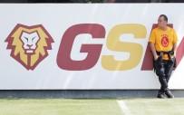 METİN OKTAY - Galatasaray, Göztepe Maçı Hazırlıklarını Sürdürdü