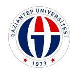 GAZIANTEP ÜNIVERSITESI - Gaziantep Üniversitesi İsrail'i Kınama Bildirisi
