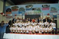 MUSTAFA ÖZTÜRK - Gelecek İçin Minik Adım, Spor İçin İlkadım Projesi Ödül Töreni