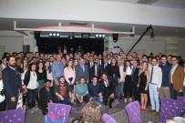 ESKIŞEHIR OSMANGAZI ÜNIVERSITESI - Genç Mühendisler İçin Mezuniyet Ve Rozet Takma Töreni