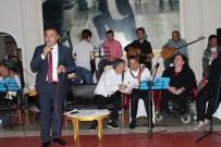 ERDOĞAN TURAN ERMİŞ - Görele'de Engelliler Haftası'nda Engellilerden Oluşan Koro Konser Verdi