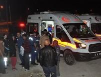 TERMAL KAMERA - Kaçakları taşıyan tekne battı: 7 ölü