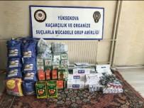 SÜRÜCÜ BELGESİ - Hakkari'de Kaçakçılık Operasyonu