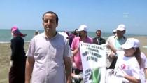 MUSTAFA ÖZER - Hatay'da 'Akdeniz'i Temizleyelim' Etkinliği
