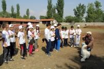 SÜLEYMAN DEMIREL ÜNIVERSITESI - İlkokul Öğrencilerine 'Lider Çocuk Tarım Kampı' Eğitimi