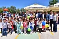 İLKÖĞRETİM OKULU - İnönü'de Okullar Çiçek Açtı