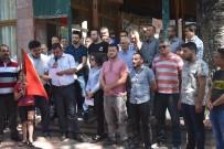 İsrail, Havran'da Protesto Edildi