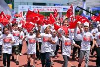 ORHAN KURAL - İstanbul Çocuk Maratonu Rekora Koştu